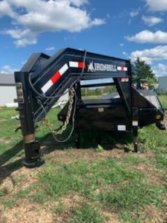 2020 Iron Bull 102X25 IRON BULL Equipment Trailer