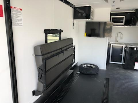 2022 Stealth Trailers 8.5X22 FK STEALTH NOMAD Car / Racing Trailer