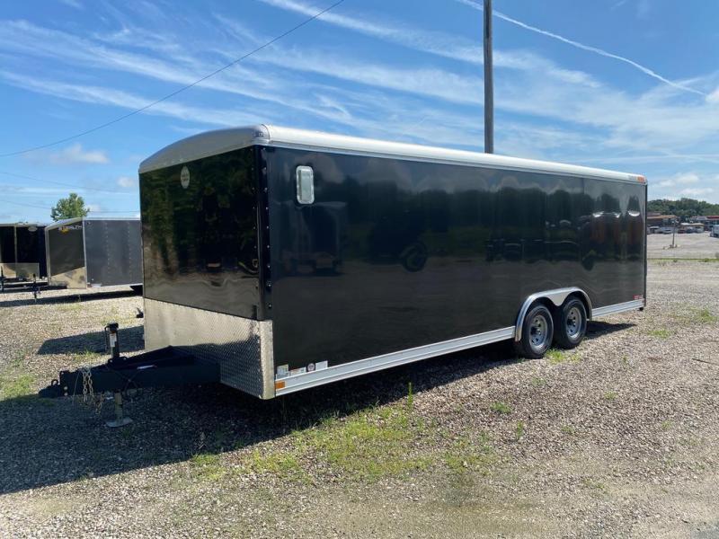 2020 Wells Cargo 8.5X24 WELLS CARGO Enclosed Cargo Trailer