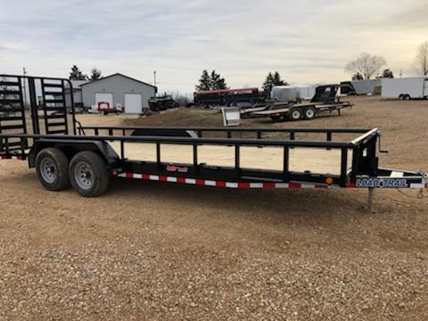 2021 Load Trail 83X22 LOAD TRAIL Utility Trailer
