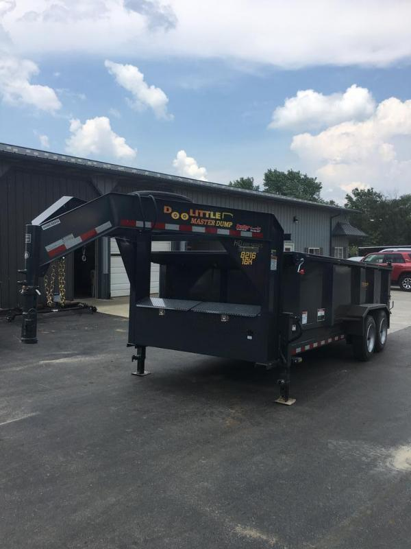 2020 Doolittle Trailer Mfg 82X16 DOOLITTLE Flatbed Trailer