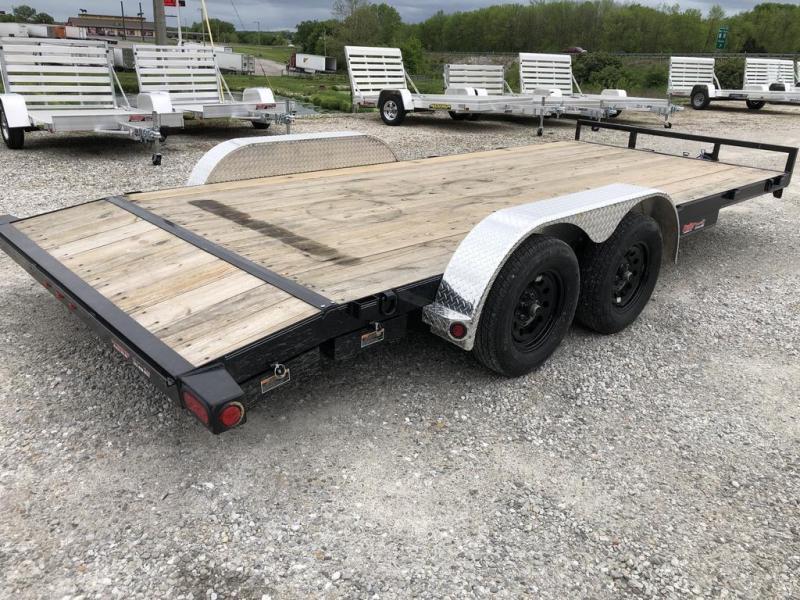 2020 Load Trail 83X18 LOAD TRAIL Flatbed Trailer