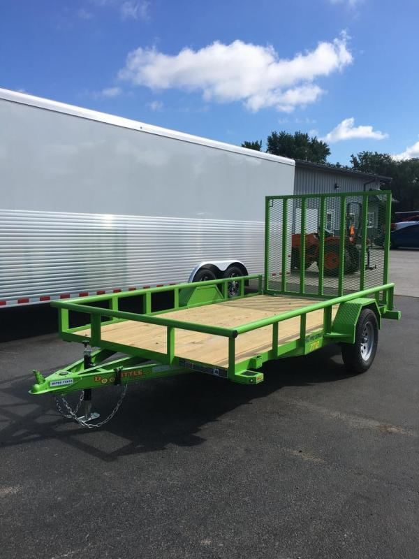 2021 Doolittle Trailer Mfg 77X12 DOOLITTLE Utility Trailer