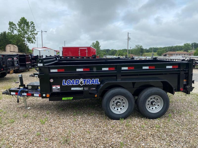 2021 Load Trail 72x12 10k Dump Trailer