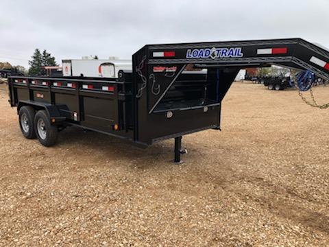 2021 Load Trail 83X16 LOAD TRAIL Dump Trailer