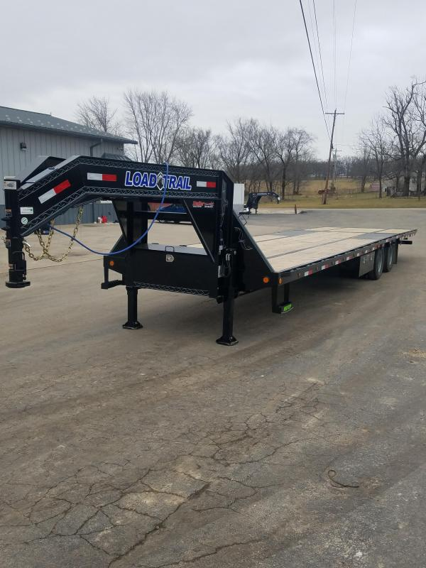 2021 Load Trail 102X36 LOAD TRAIL DECKOVER Equipment Trailer