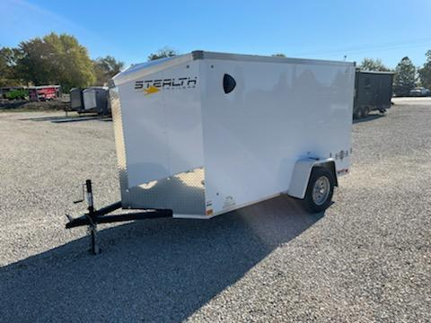 2022 Stealth Trailers 5x10 STEALTH MUSTANG Enclosed Cargo Trailer