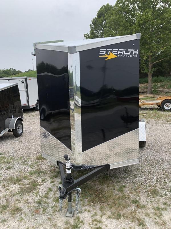 2022 Stealth Trailers 6X10 STEALTH TITAN Enclosed Cargo Trailer