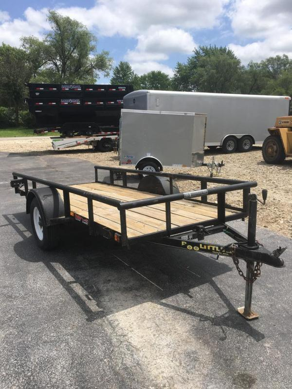 2004 Doolittle Trailer Mfg 56X12 DOOLITTLE Utility Trailer