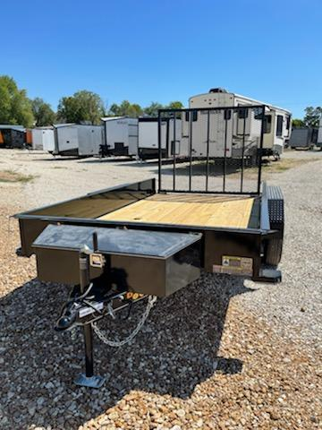 2022 Doolittle Trailer Mfg 77X12 DOOLITTLE SOLID SIDE Truck Boxes (Livestock and Dog)