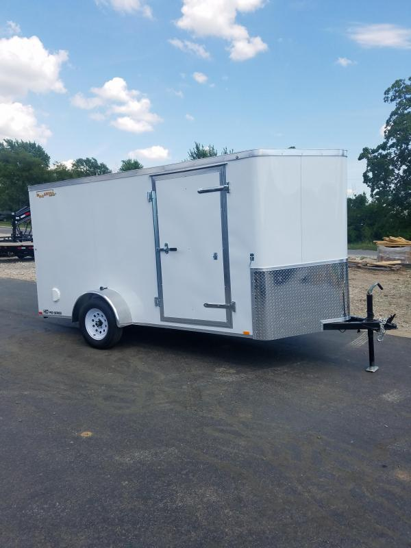 2020 Doolittle Trailer Mfg 6X12 DOOLITTLE Enclosed Cargo Trailer