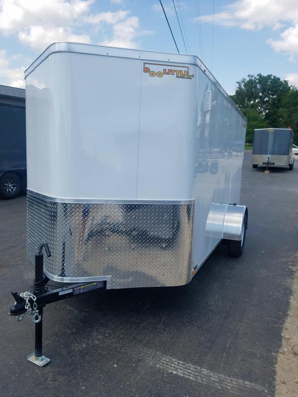2020 Doolittle Trailer Mfg 6X12 DOOLITTLE Enclosed Cargo Trailer