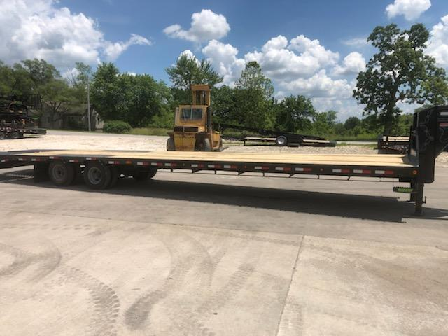 2021 Load Trail 102X40 LOAD TRAIL DECKOVER LOW PRO Equipment Trailer
