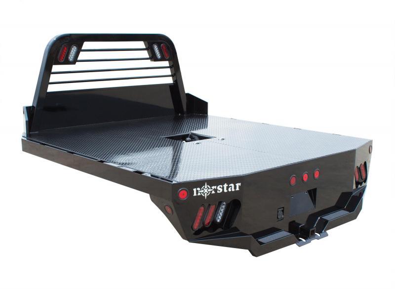 "2020 Norstar SF-8'6"" X 84"" CTA 56"" SMOOTH Truck Bed"