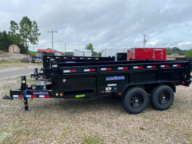 2021 Load Trail 83x14 14K Dump Trailer