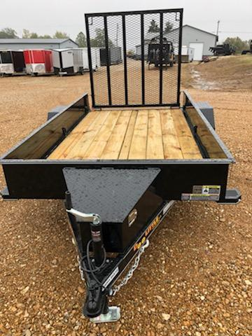 2021 Doolittle Trailer Mfg 66X10 DOOLITTLE Utility Trailer