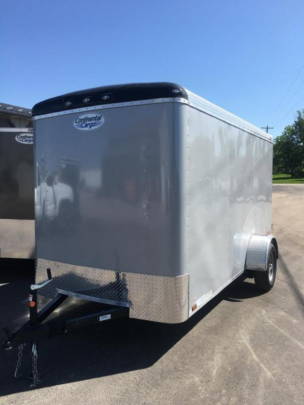 2021 Continental Cargo 6X12 CONTINENTAL CARGO Enclosed Cargo Trailer