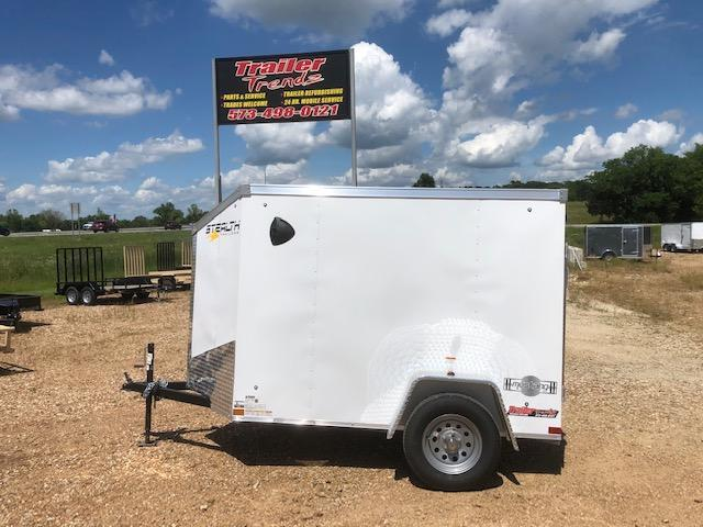 2022 5x8 Stealth Mustang 3K GVW Enclosed Cargo Trailer