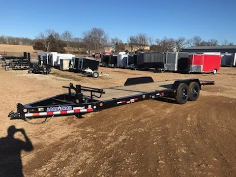 2021 Load Trail 82X22 LOAD TRAIL TILT N GO Flatbed Trailer