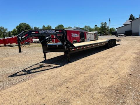 2021 Load Trail 102X40 LOAD TRAIL CARHAULER Flatbed Trailer