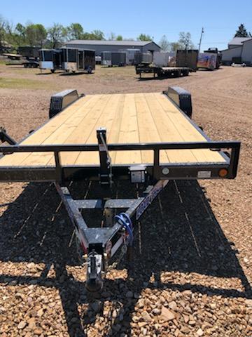 2021 Load Trail 83x20 Flatbed Trailer