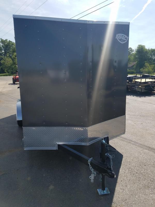 2021 Impact Trailers 7X16 IMPACT Enclosed Cargo Trailer