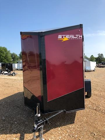 2021 Stealth Trailers 6X12 STEALTH MUSTANG Enclosed Cargo Trailer