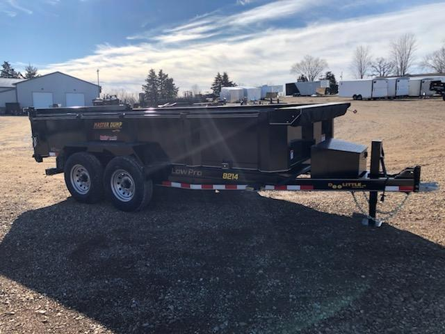 2021 Doolittle Trailer Mfg 82X14 DOOLITTLE MASTER DUMP Dump Trailer