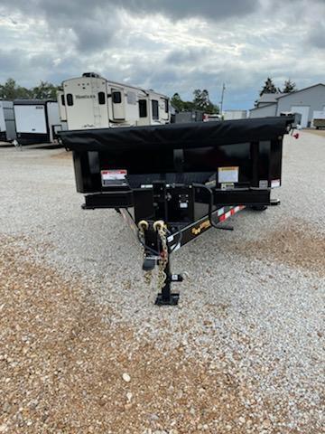 2022 Doolittle Trailer Mfg 82x14 Master Dump Dump Trailer
