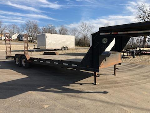 2003 PJ Trailers 83X28 PJ Equipment Trailer