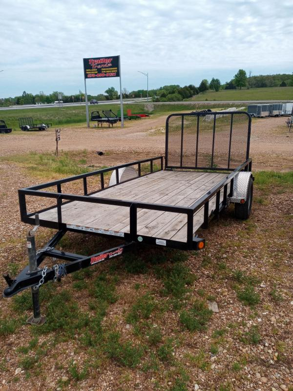 2018 Load Trail 77x14 LOAD TRAIL Utility Trailer