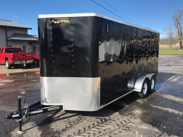 2020 Doolittle Trailer Mfg 7X16 DOOLITTLE Enclosed Cargo Trailer