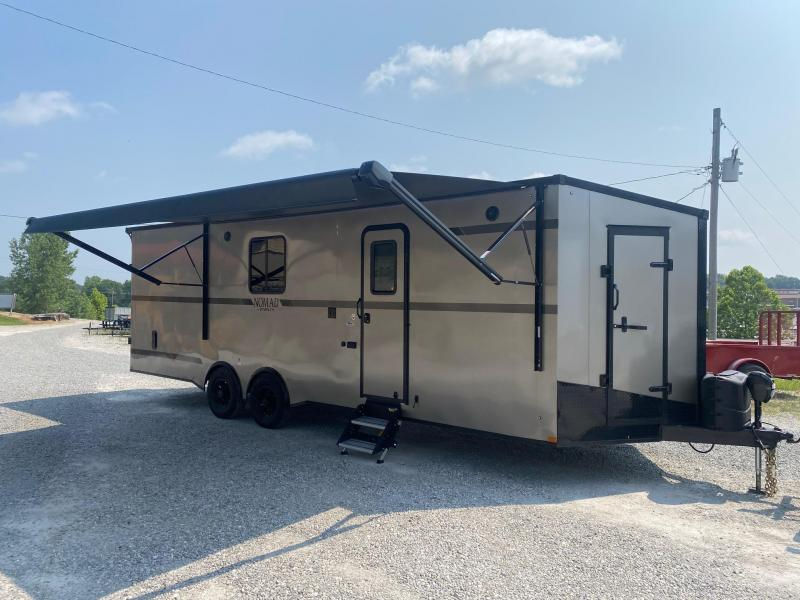 2022 Stealth Trailers NOMAD 8.5X26 FRONT BATH Enclosed Cargo Trailer