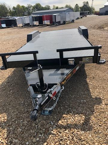 2021 Doolittle Trailer Mfg 84X20 DOOLITTLE Flatbed Trailer