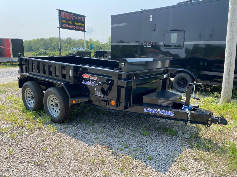 2021 Load Trail 5x10 7K Dump Trailer