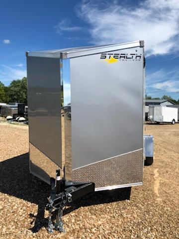 2021 Stealth Trailers 7X12 STEALTH Enclosed Cargo Trailer