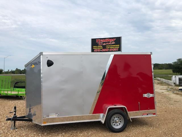 2021 Stealth Trailers 6X12 STEALTH CARGO MUSTANG Enclosed Cargo Trailer