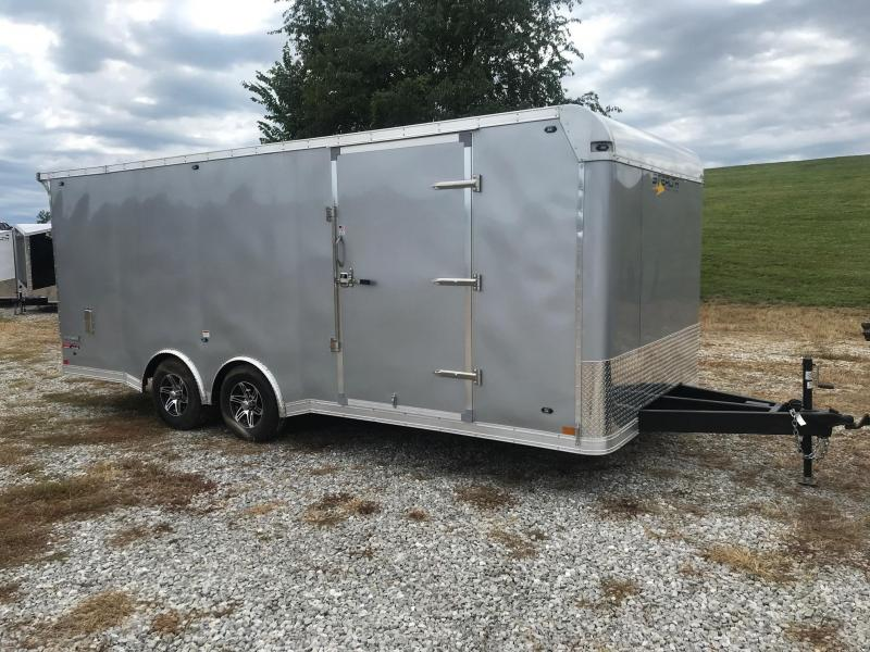 2020 Stealth Trailers 8.5X20 TITAN VIPER PACKAGE Enclosed Cargo Trailer