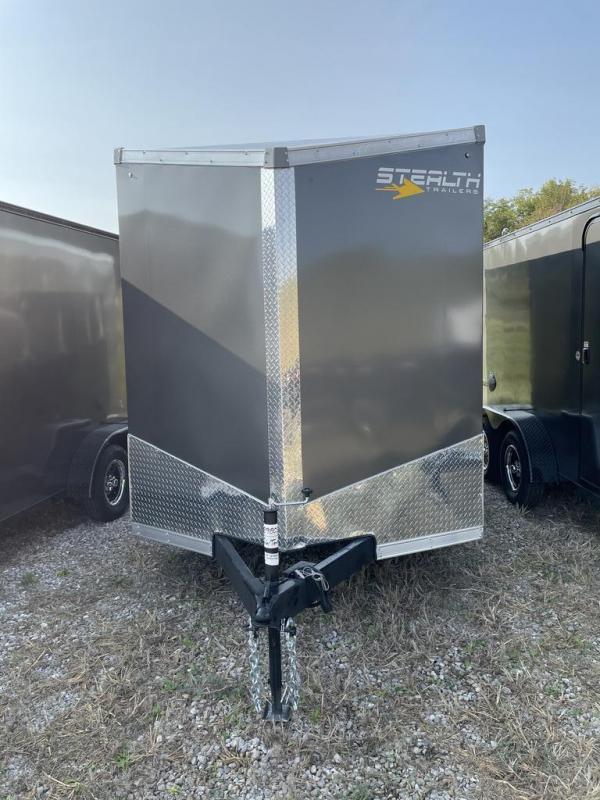 2022 Stealth Trailers 7x12 TITAN Enclosed Cargo Trailer