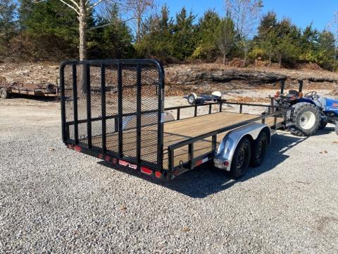 2021 Load Trail 83X18 LOAD TRAIL Utility Trailer
