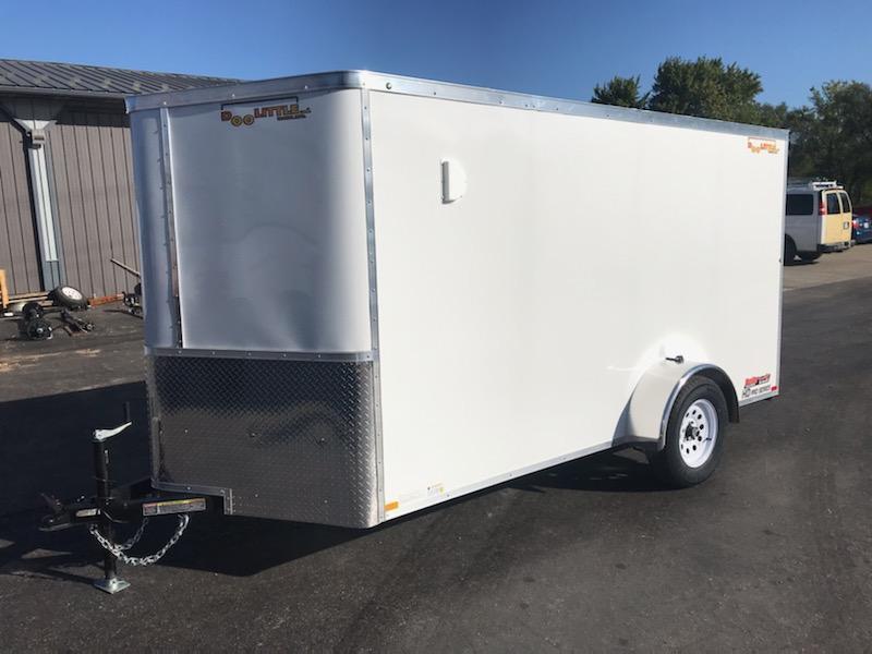 2021 Doolittle Trailer Mfg 6X12 DOOLITTLE Enclosed Cargo Trailer