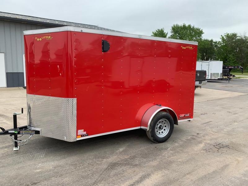 2020 Doolittle Trailer Mfg 6X10 DOOLITTLE Enclosed Cargo Trailer