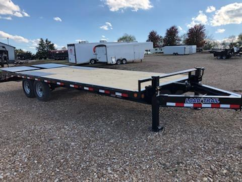 2021 Load Trail 102X24 LOAD TRAIL Equipment Trailer