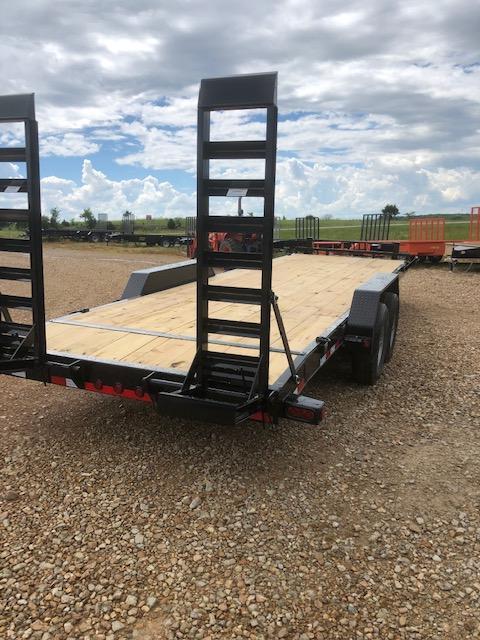 2021 Load Trail 83x24 Flatbed Trailer