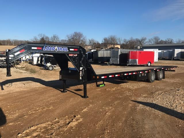 2021 Load Trail 102X32 LOAD TRAIL LOW PRO Equipment Trailer