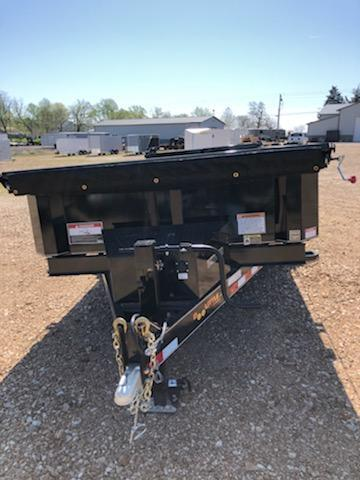 2021 Doolittle Trailer Mfg 82X16 DOOLITTLE MASTER DUMP Dump Trailer