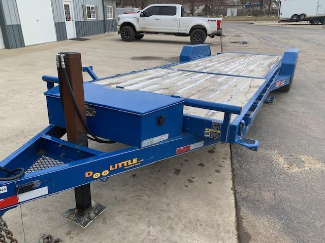 2019 Doolittle Trailer Mfg 82X26 DOOLITTLE Flatbed Trailer