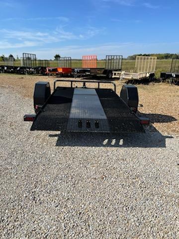 2022 Load Trail 77X12 LOAD TRAIL SCISSOR HAULER Utility Trailer