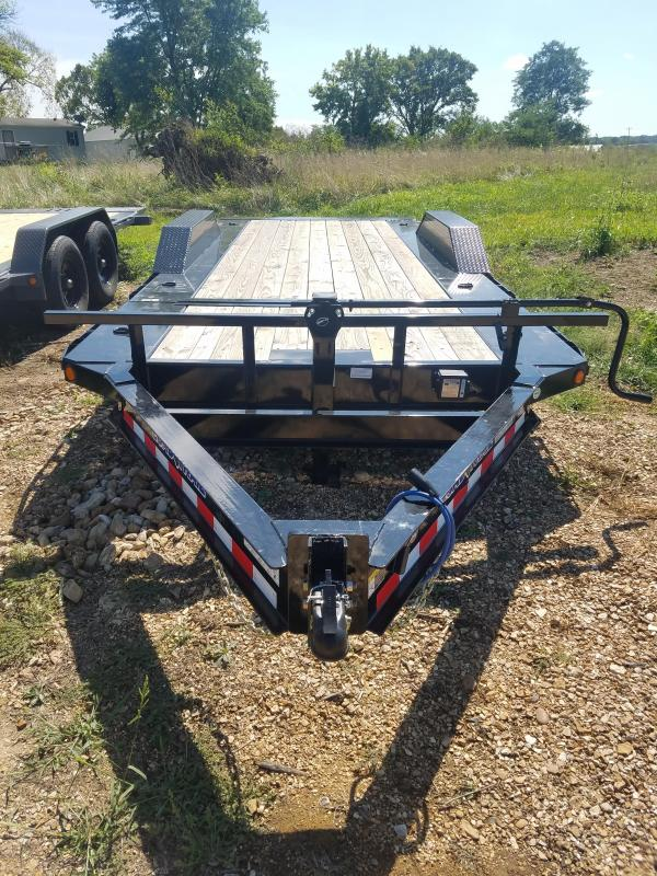 2020 Load Trail 102X20 LOAD TRAIL Flatbed Trailer