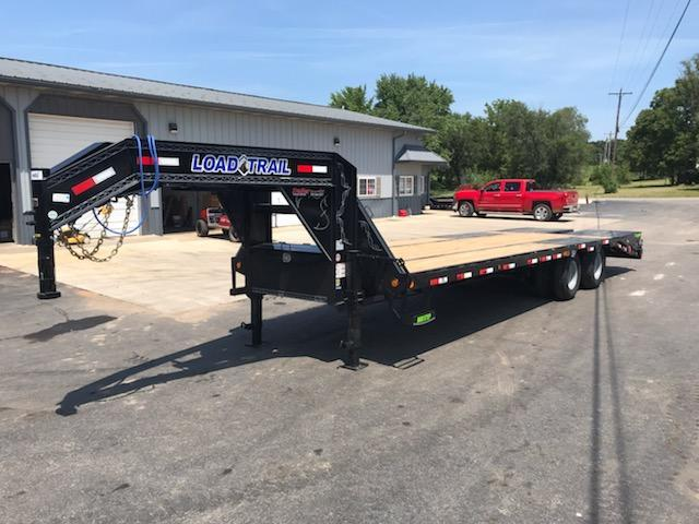 2021 Load Trail 102X28 LOAD TRAIL Equipment Trailer